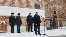 В Смоленске прошёл митинг, посвящённый Дню защитника Отечества