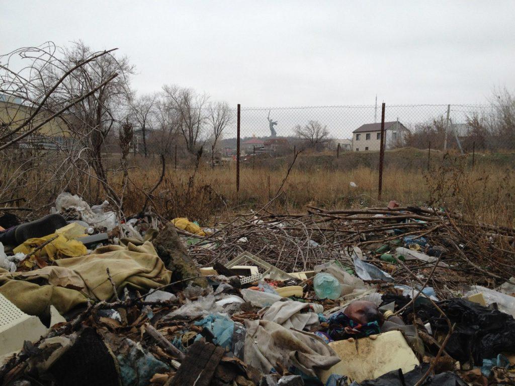 мусор, свалка, отходы, ТКО (фото vk.com)