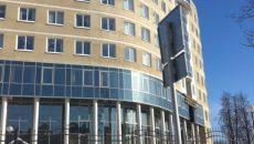 В Смоленске эвакуировали людей из здания налоговой службы