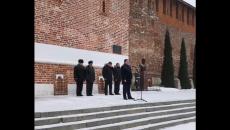 Алексей Островский поздравил смолян с Днем защитника Отечества