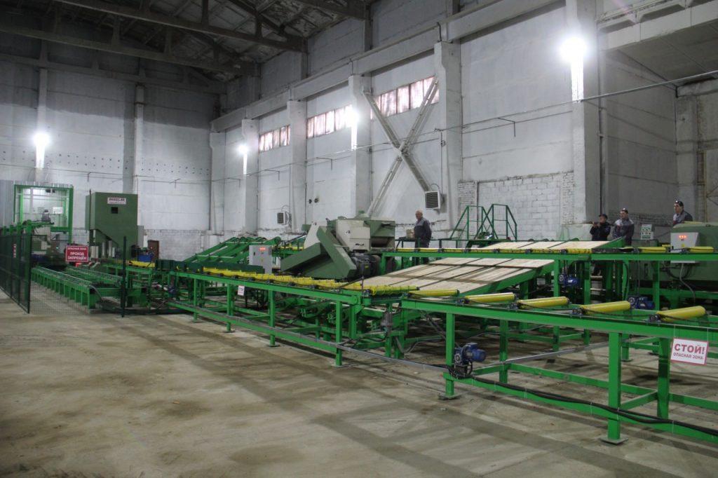 открытие завода по пилению древесины «Пладонит» в Угранском районе 18.02.2019_7