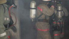 Жертвой пожара под Смоленском стал 54-летний мужчина