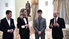 Владимир Путин принял в Кремле победителя конкурса «Немалый бизнес» из Смоленска