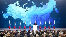 Алексей Островский прокомментировал послание Владимира Путина Федеральному Собранию