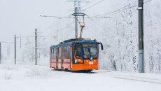 В Смоленске причины пропажи «рыжих» трамваев объяснили на видео