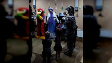 «Милосердие» в Смоленске просит мужской помощи в обустройстве детской площадки