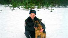 В Смоленской области собака раскрыла преступление