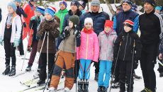 В Смоленской области прошла лыжная эстафета памяти тренера Валерия Петрова
