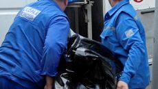 В Смоленске возле дома, где разбился подросток, обнаружили труп мужчины