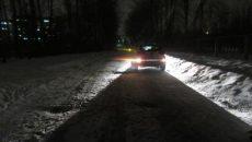 В Смоленске водитель «Киа» сбил стоявшую у дороги женщину