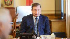 Алексей Островский провёл рабочее совещание по ситуации с загрязнением гагаринских рек Гжать и Овсянка