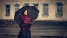 Порывистый ветер и дождь. Коротко о погоде в Смоленске на 9 марта