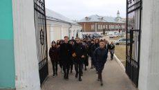 В Смоленске польская молодёжь посетила Успенский собор и концерт в ДК «Шарм»
