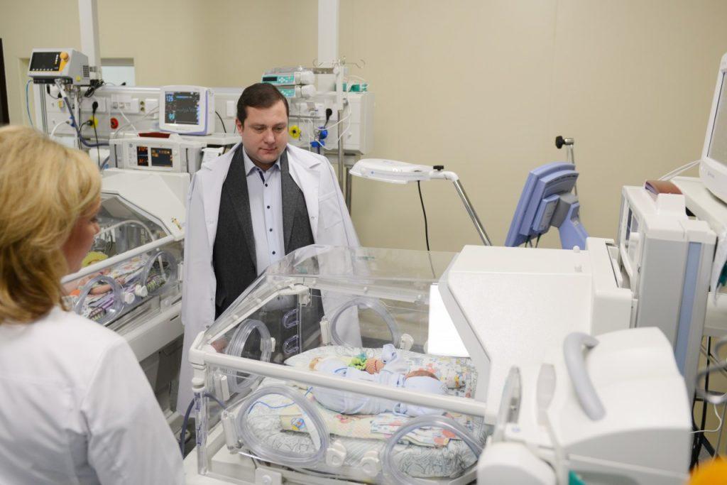 Алексей Островский, медицина, здравоохранение, перинатальный центр_1
