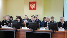 Алексей Островский оценил работу смоленских судебных приставов
