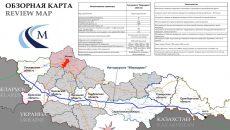 Автомагистраль «Меридиан» через Смоленскую область показали на карте