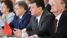 Игорь Ляхов принял участие в заседании Совета законодателей ЦФО