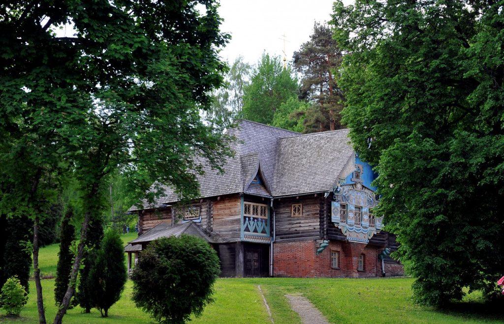 Историко-архитектурный комплекс Теремок, Флёново_2