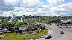 В Смоленске очевидцы рассказали о «задержании» водителя ВАЗ-2106