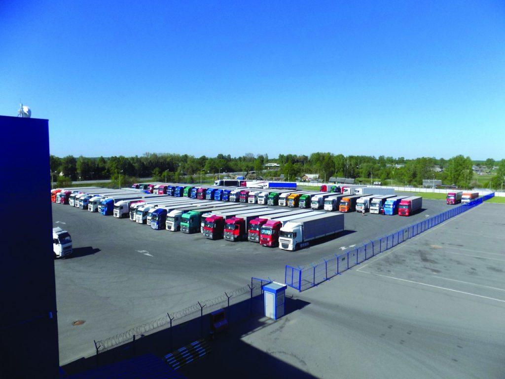 ООО «Ренус Терминал», Rhenus Logistics, логистика, склады временного хранения_1