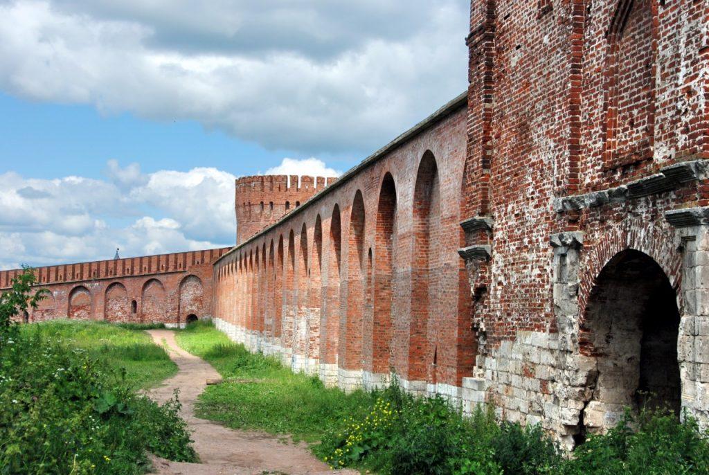 Смоленская крепостная стена, башня Орёл