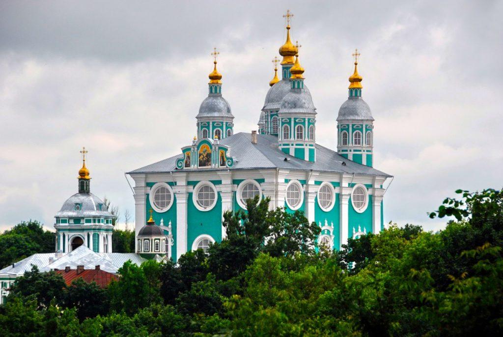 Свято-Успенский кафедральный собор_5