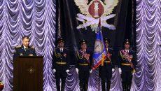 В Смоленске чествовали сотрудников ФСИН