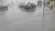 В Смоленске на перекрёстке ВАЗ врезался в «Форд»