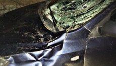В Смоленске парень разбился насмерть, упав с балкона девятого этажа на автомобиль — соцсети