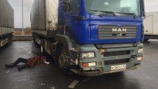 Смоленский дальнобойщик найден мертвым на дороге в Санкт-Петербурге