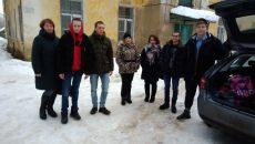В Смоленске объявили сбор подарков для хосписа