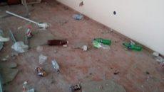 Дом офицеров в Ельне превратился в помойку. Смоляне возмущены