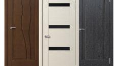 Особенности межкомнатных дверей из натурального шпона
