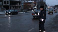 В Смоленске 8 марта полиция устроит охоту на пьяных водителей