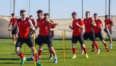 Смоленские футболисты проиграли второй матч в Турции