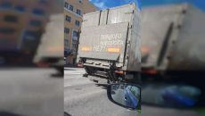 На дорогах Смоленска замечен сознательный нарушитель
