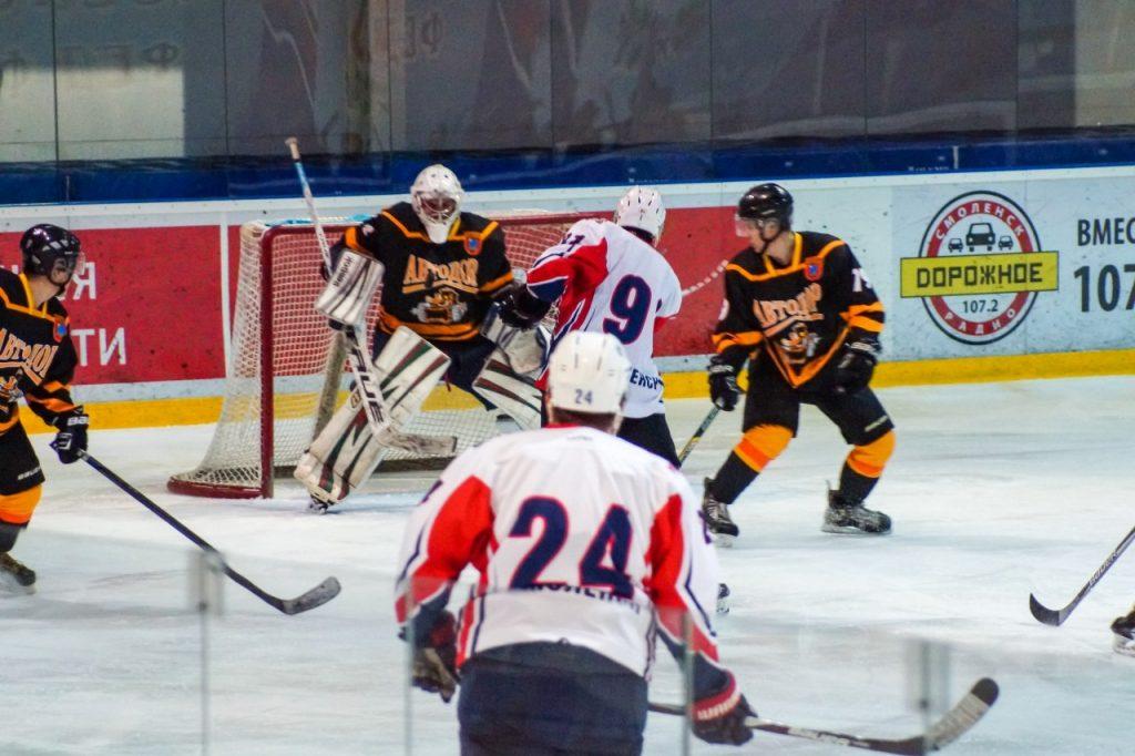 хоккей чемпионат города (1)