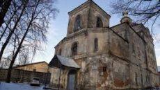 Дом-церковь в Смоленске впервые за сто лет принял службу