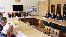 В Смоленске обсудили работу регоператора по обращению с отходами