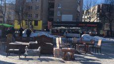 «Креативные пространства» на ярмарке в центре Смоленска шокировали прохожих