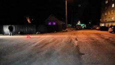 Под Смоленском водитель сбил пенсионерку и скрылся с места ДТП