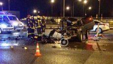 В Москву доставили виновника аварии с погибшими смолянами на Можайском шоссе