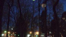 В Смоленске пожаловались на отсутствие освещения в центре города