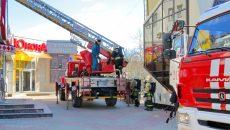 В Смоленске МЧС назвало причину оцепления и эвакуации торгового центра