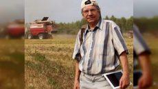 В Смоленской области скончался главный редактор «Вяземского вестника» Владимир Парфёнов