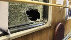 В Смоленске подростка осудят за разбитые окна поезда