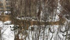 Жители центра Смоленска остались без воды из-за коммунальной аварии