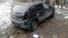 Потеряла контроль. На трассе под Смоленском столкнулись две автоледи на «Рено»