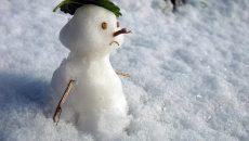 В Смоленске ожидается потепление в начале рабочей недели