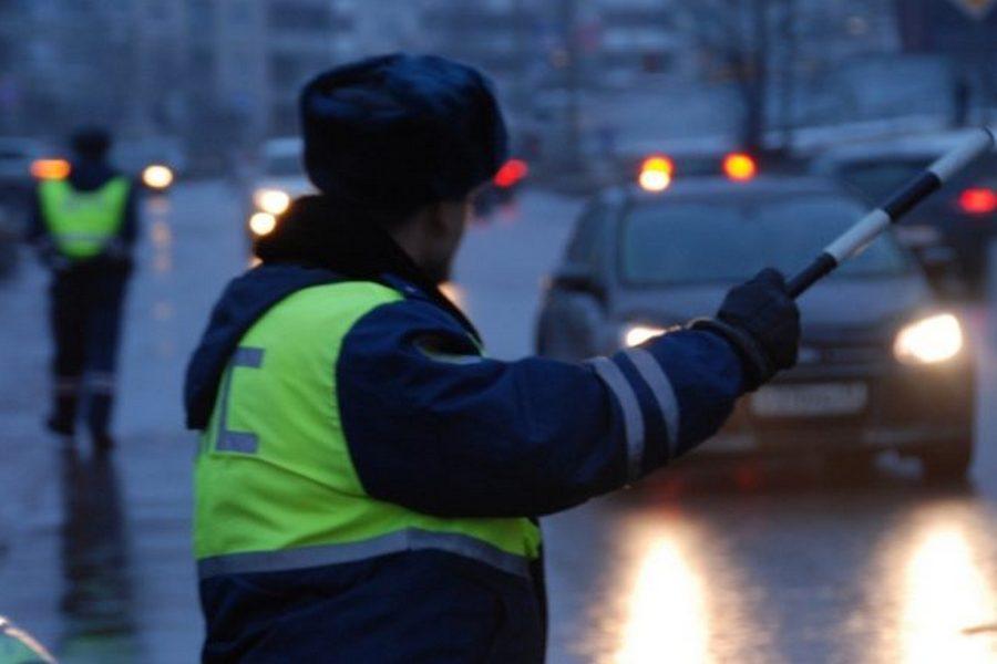 сплошные проверки, ГИБДД, автоинспекция, ДПС (фото 67.gibdd.ru)